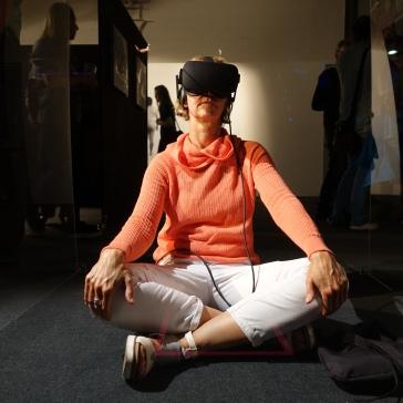 VR-Installation - Diana Wotruba